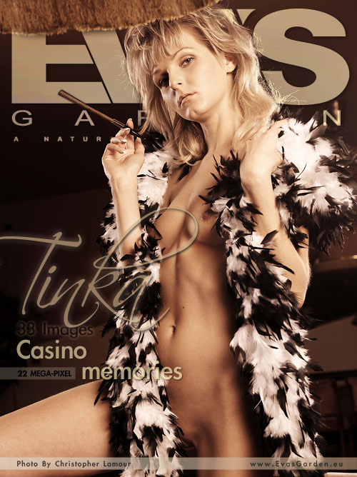 Tinka - `Casino Memories` - by Christopher Lamour for EVASGARDEN