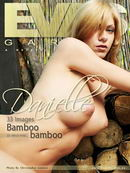 Danielle in Bamboo Bamboo gallery from EVASGARDEN by Christopher Lamour
