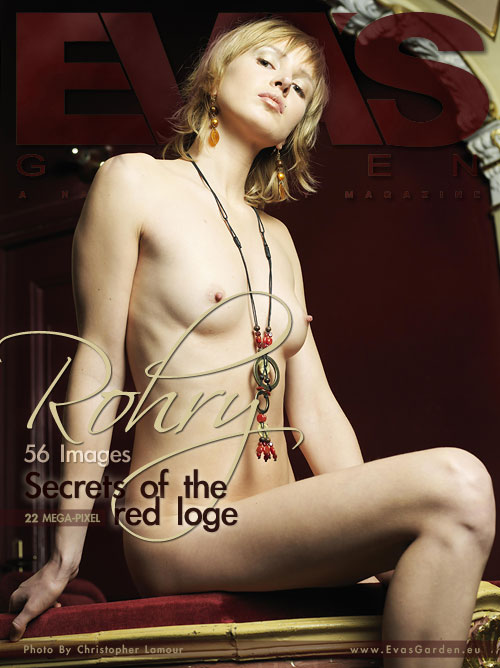 Rohry - `Secrets Of The Red Loge` - by Christopher Lamour for EVASGARDEN