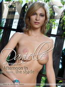 Danielle in Afternoon In The Shade gallery from EVASGARDEN by Christopher Lamour