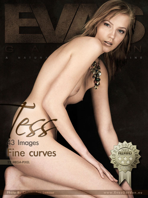 Tess - `Fine Curves` - by Christopher Lamour for EVASGARDEN