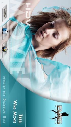 Tess - `Wind Movie` - for EVASGARDEN
