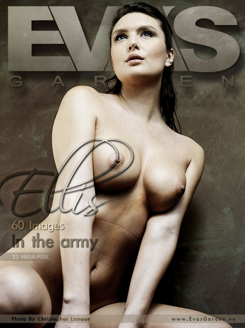 Ellis - `In The Army` - by Christopher Lamour for EVASGARDEN