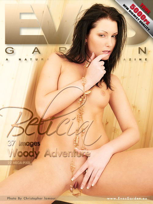 Belicia - `Woody Adventure` - by Christopher Lamour for EVASGARDEN