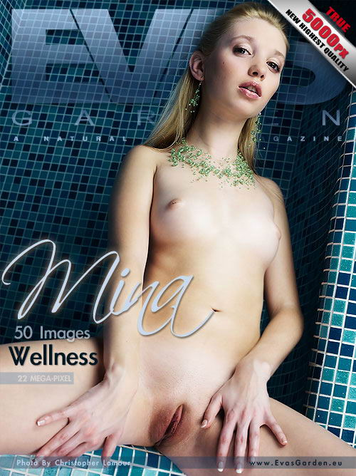 Mina - `Wellness` - by Christopher Lamour for EVASGARDEN