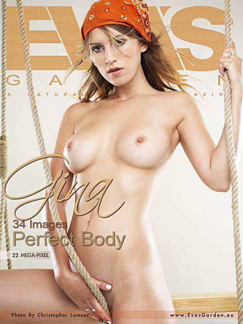 Gina - `Perfect Body` - by Christopher Lamour for EVASGARDEN