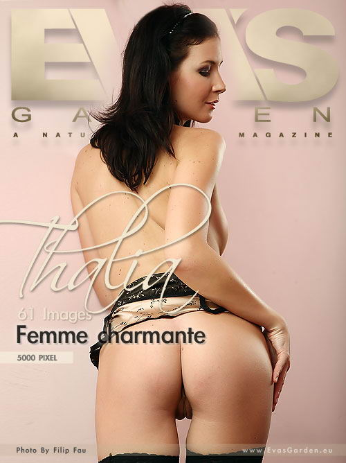 Thalia - `Femme Charmante` - by Filip Fau for EVASGARDEN