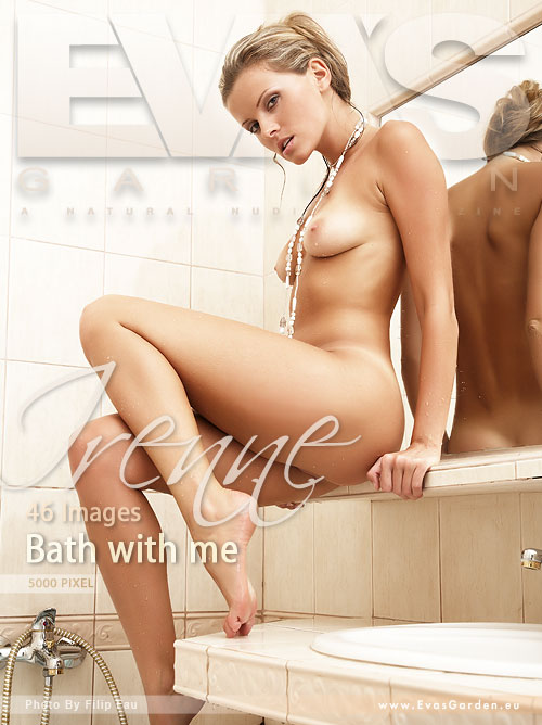 Irenne - `Bath With Me` - by Filip Fau for EVASGARDEN