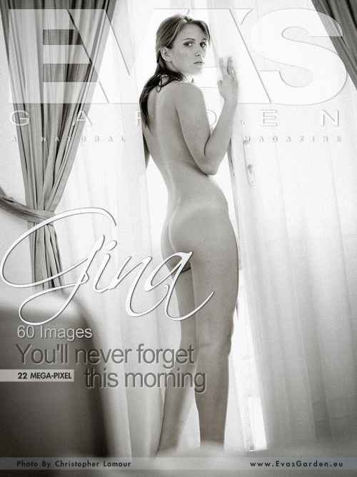 Gina - `You'll Never Forget This Morning` - by Christopher Lamour for EVASGARDEN
