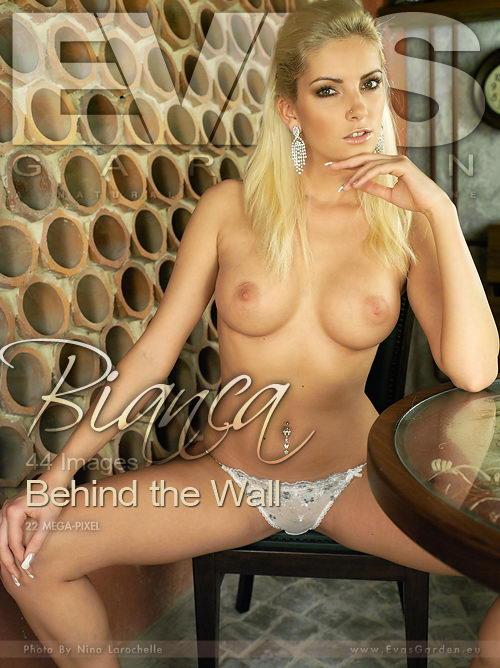 Bianca - `Behind The Wall` - by Nina Larochelle for EVASGARDEN