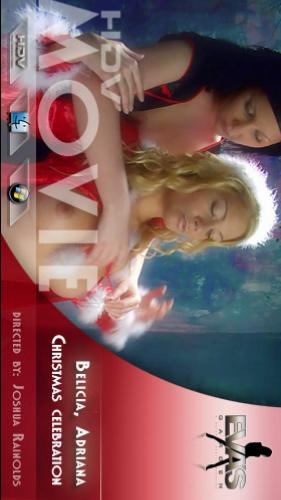 Belicia & Adriana - `Christmas Celebration` - for EVASGARDEN