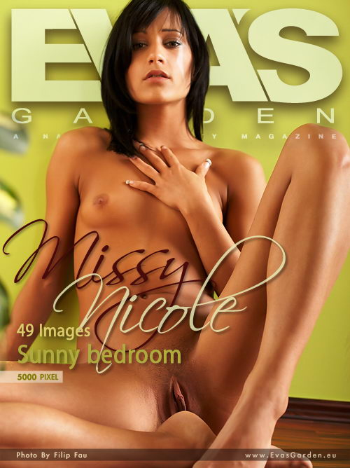 Missy Nicole - `Sunny Bedroom` - by Filip Fau for EVASGARDEN