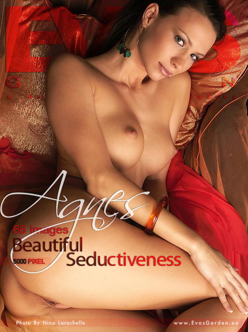 Agnes - `Beautiful Seductiveness` - by Nina Larochelle for EVASGARDEN