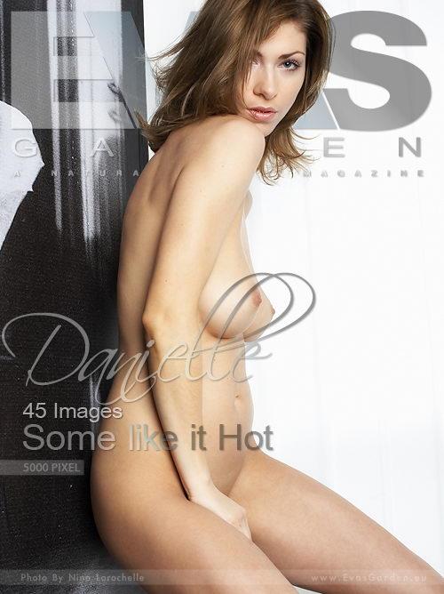 Danielle - `Some Like It Hot` - by Nina Larochelle for EVASGARDEN