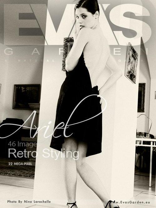 Ariel - `Retro Styling` - by Nina Larochelle for EVASGARDEN