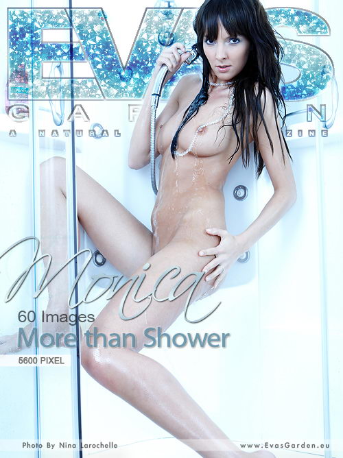 Monica - `More Than Shower` - by Nina Larochelle for EVASGARDEN