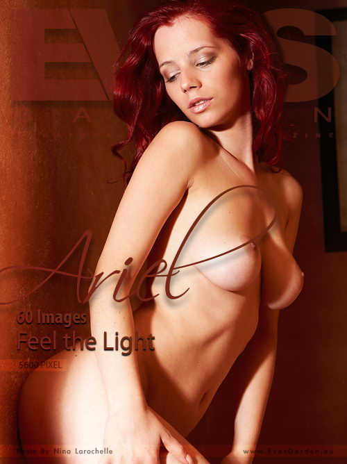 Ariel - `Feel the Light` - by Nina Larochelle for EVASGARDEN
