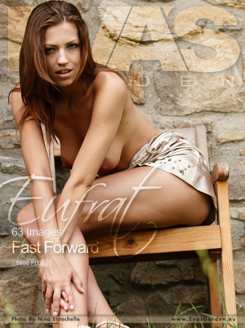 Eufrat - `Fast Foward` - by Nina Larochelle for EVASGARDEN
