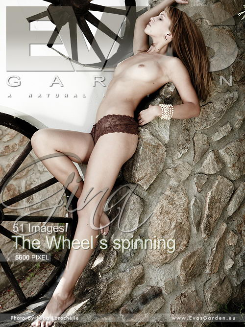 Gina - `The Wheel´s Spinning` - by Nina Larochelle for EVASGARDEN
