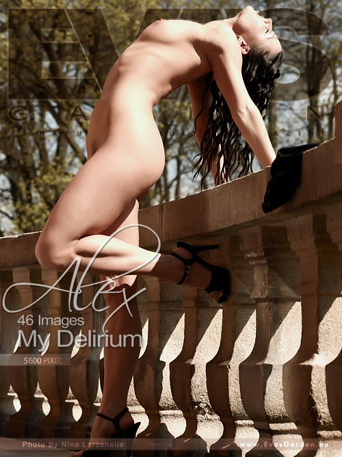 Alex - `My Delirium` - by Nina Larochelle for EVASGARDEN