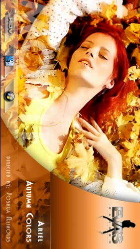Ariel - `Autumn Colors` - for EVASGARDEN