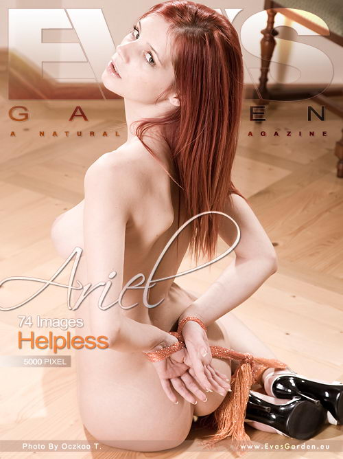 Ariel - `Helpless` - by Oczkoo T for EVASGARDEN