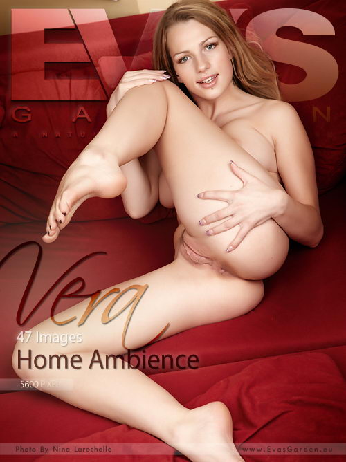 Vera - `Home Ambience` - by Nina Larochelle for EVASGARDEN