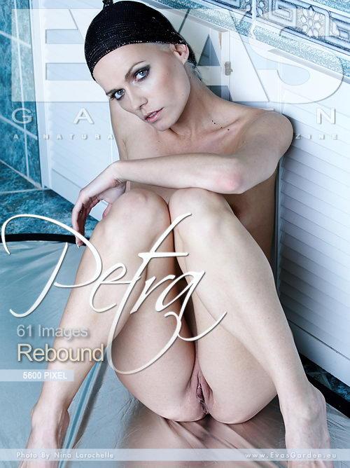 Petra - `Rebound` - by Nina Larochelle for EVASGARDEN
