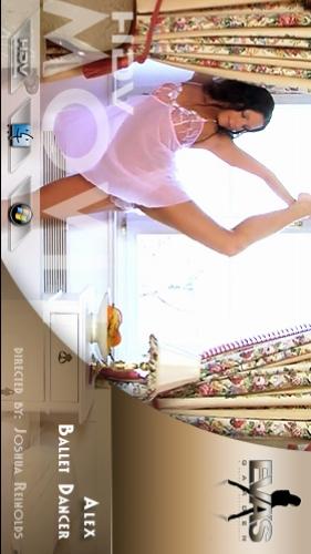 Alex - `Ballet Dancer` - for EVASGARDEN