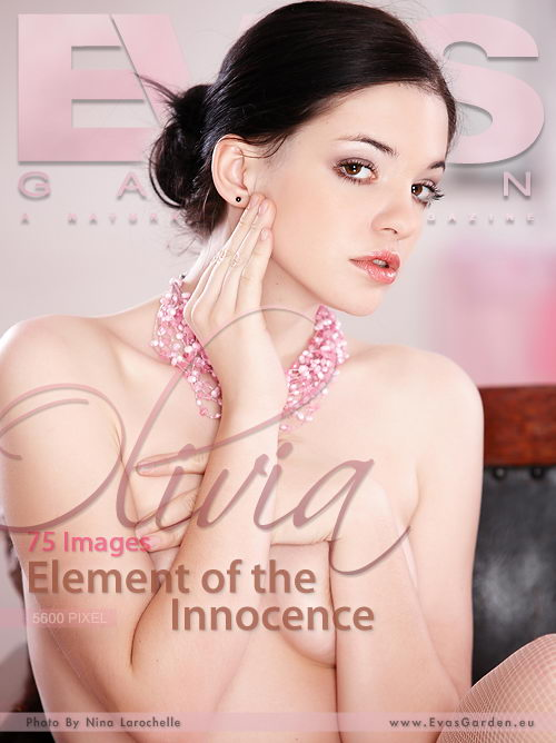 Olivia - `Element Of The Innocence` - by Nina Larochelle for EVASGARDEN