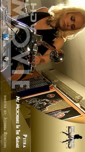 Petra - `My Motorbike In The Garage` - for EVASGARDEN
