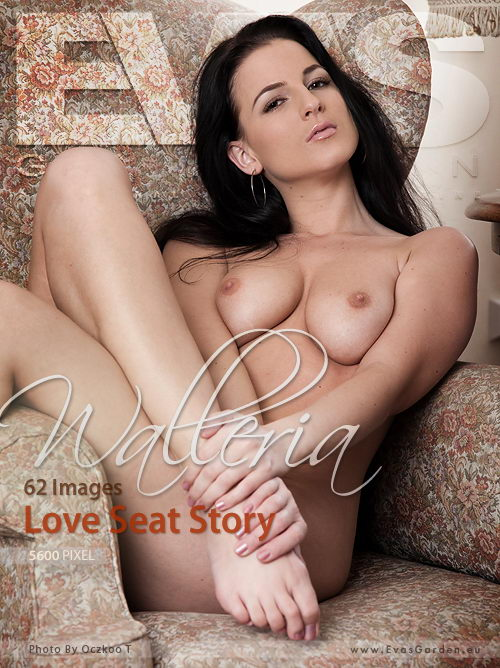 Walleria - `Love Seat Story` - by Oczkoo T for EVASGARDEN