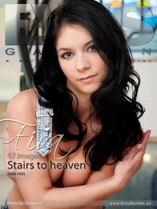 Fiva - `Stairs To Heaven` - by Oczkoo T for EVASGARDEN
