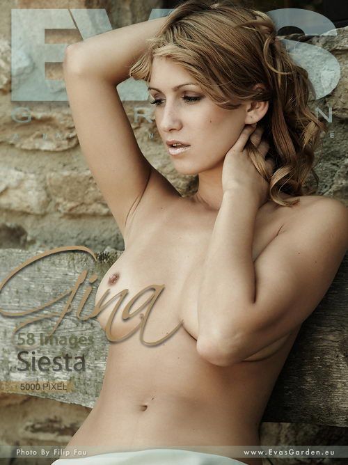 Gina - `Siesta` - by Filip Fau for EVASGARDEN