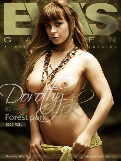 Dorothy Black - `Forest Park` - by Filip Fau for EVASGARDEN