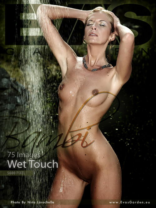 Bambi in Wet Touch gallery from EVASGARDEN by Nina Larochelle