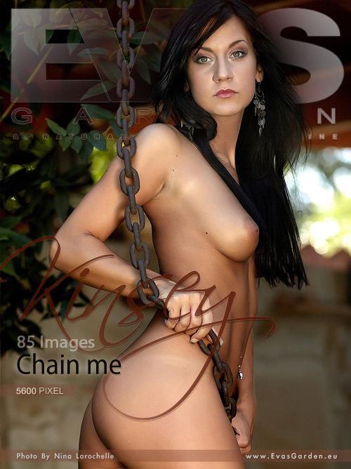 Kinsey - `Chain Me` - by Nina Larochelle for EVASGARDEN