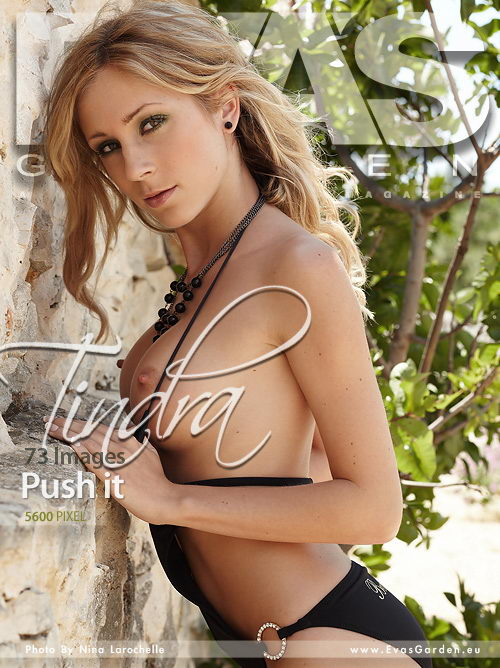 Tindra - `Push It` - by Nina Larochelle for EVASGARDEN