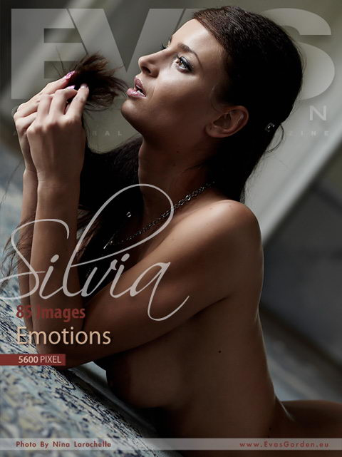 Silvia - `Emotions` - by Nina Larochelle for EVASGARDEN
