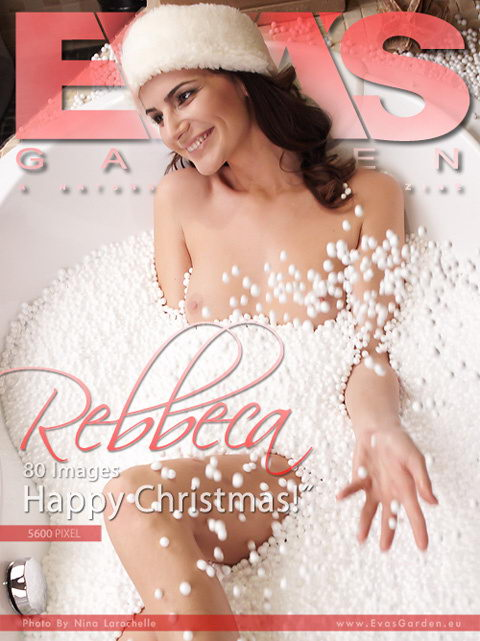 Rebbeca - `Happy Christmas` - by Nina Larochelle for EVASGARDEN
