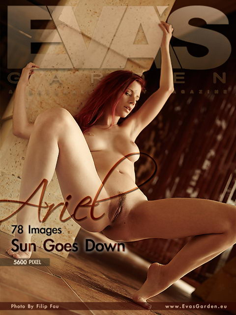 Ariel - `Sun Goes Down` - by Filip Fau for EVASGARDEN
