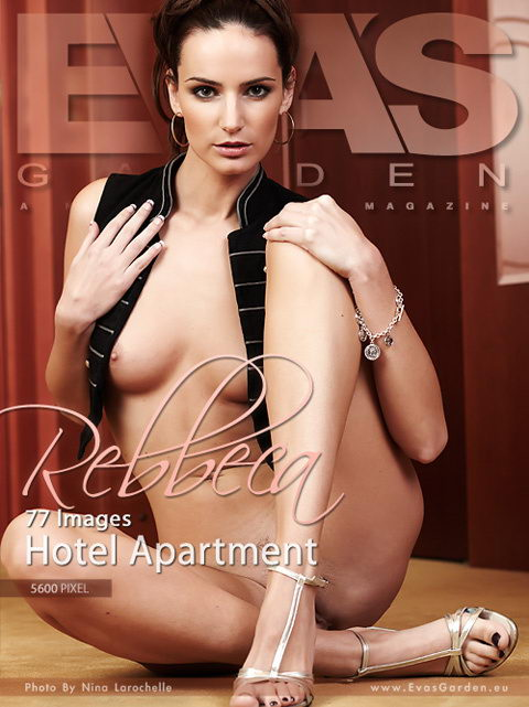 Rebbeca - `Hotel Aparment` - by Nina Larochelle for EVASGARDEN