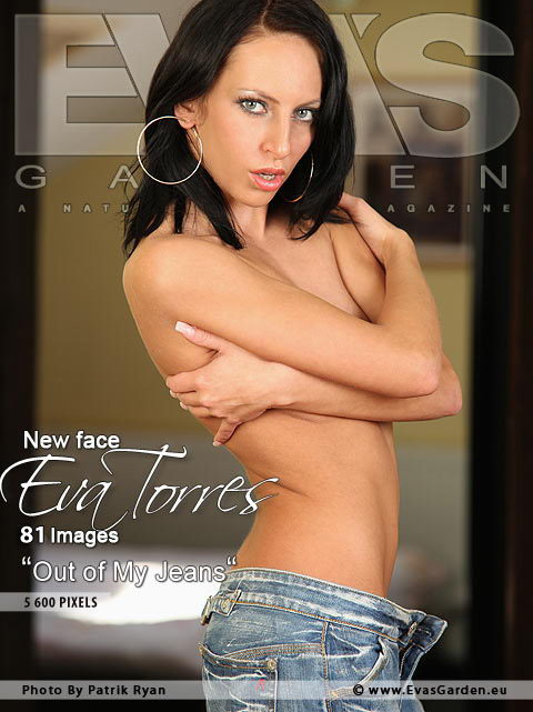 Eva Torres - `Out of My Jeans` - by Patrik Ryan for EVASGARDEN