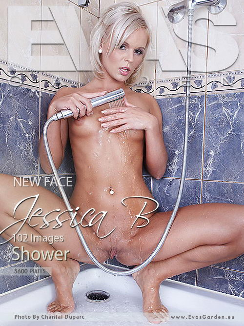 Jessica B - `Shower` - by Chantal Duparc for EVASGARDEN