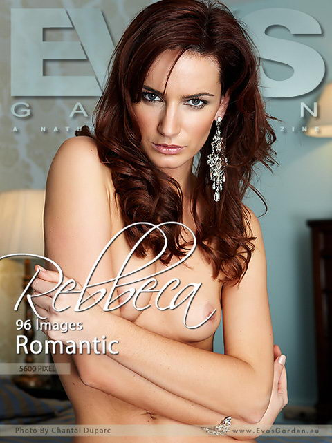 Rebbeca in Romantic gallery from EVASGARDEN by Chantal Duparc