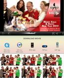 Lizzie Ryan - Marry Xmas & Happy New Year 2012