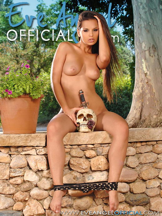 Eve Angel - `Eve gets dramatic` - for EVEANGELOFFICIAL