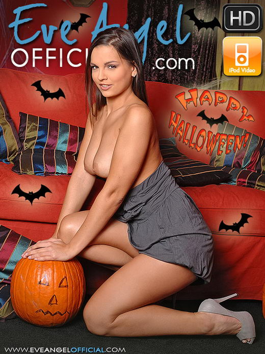 Eve Angel - `Eve Angel's sexy Halloween` - for EVEANGELOFFICIAL
