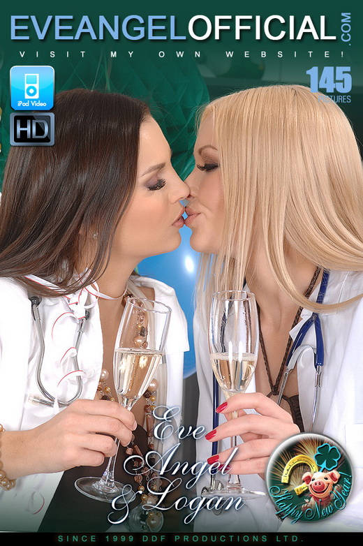 Logan & Eve Angel - `New Year's Eve` - for EVEANGELOFFICIAL