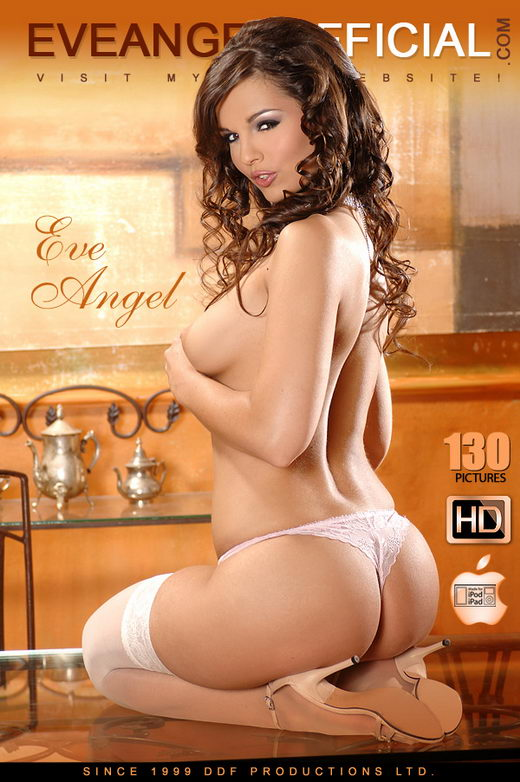 Eve Angel - `Goddess Of Solo Masturbation!` - for EVEANGELOFFICIAL